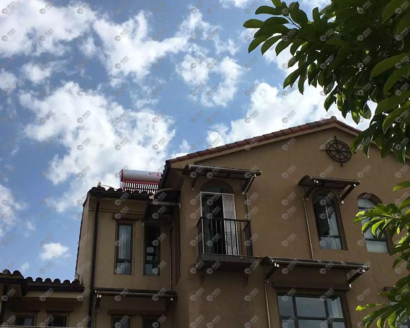 高端别墅窗棚案例