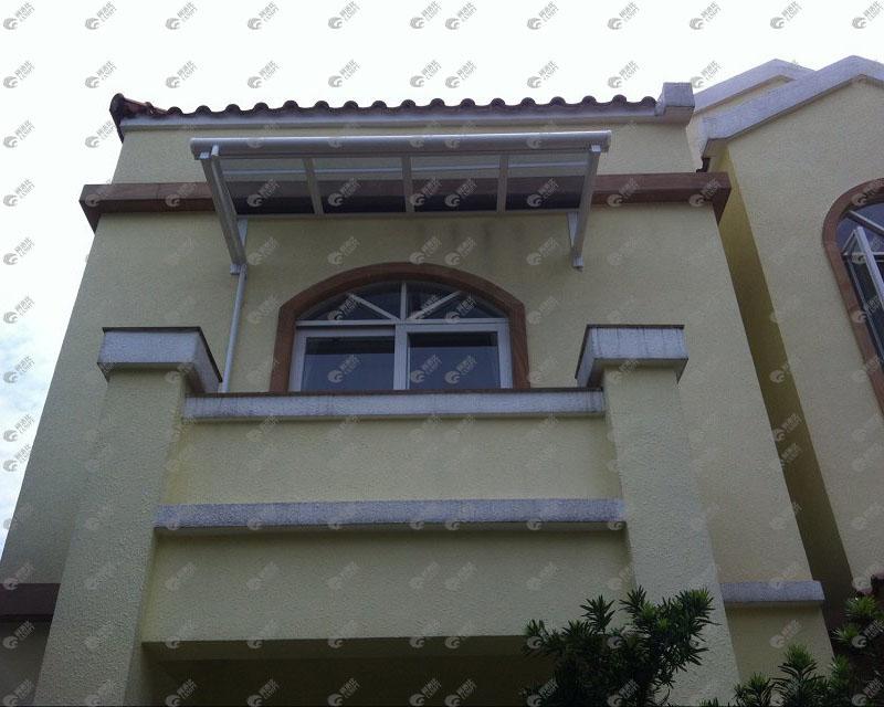 别墅雨棚案例