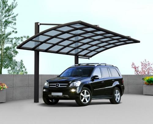 铝合金车棚的材料有哪些?