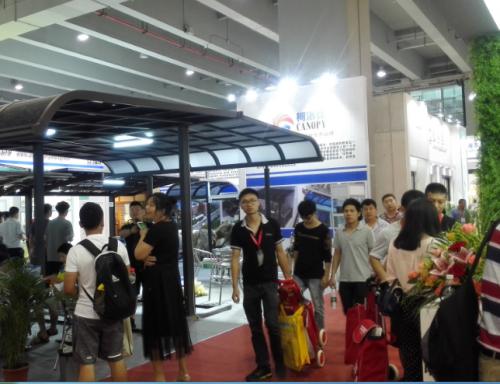 柯洛比参加2017广州第十九届国际建筑博览会