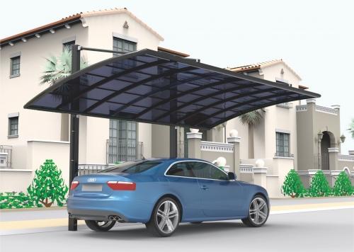 如何维护保养车棚
